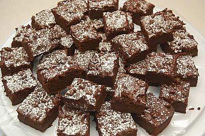 Fresh Ideas - Irish Chocolate Brownies