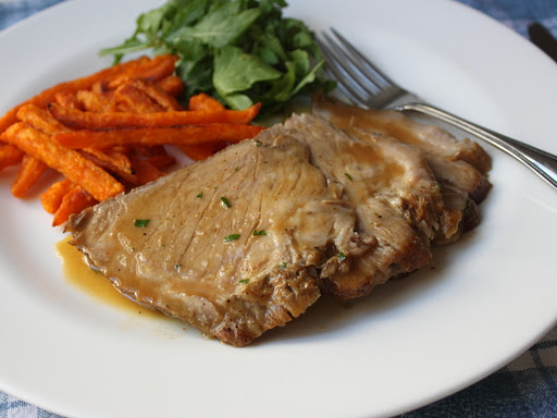 Roast Pork with Vegetables healthy food ideas