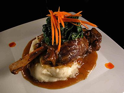 Braised Lamb Shanks - Fresh Ideas