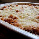 Lazy Lasagna Healthy food ideas