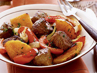 Monday Moroccan Lamb Casserole Healthy food ideas