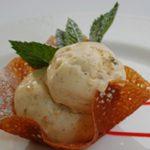 Brandy Ice Cream fresh food ideas