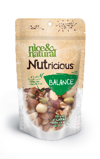 Nutricious Balance 150g healthy food ideas