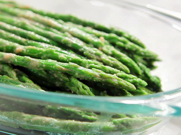 Buttery Asparagus fresh ideas