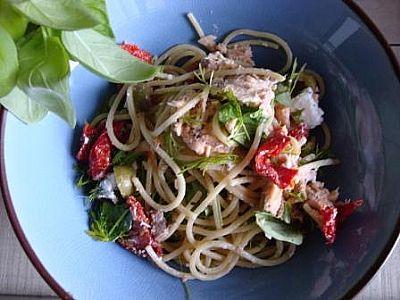Saskia's Spaghetti - Fresh Ideas