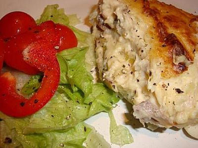 NZ Smoked Fish Pie - Fresh Ideas