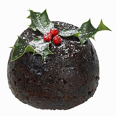 A Christmas Cake with a giggle fresh ideas