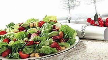 Christmas Salad Fresh Ideas recipies