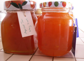 Homemade Apricot Jam Healthy food ideas