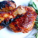 Baked Chicken with Worcestershire Fresh Ideas