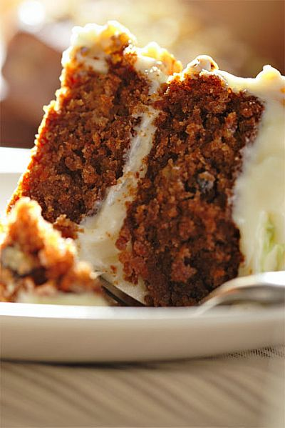 An Old Carrot Cake Recipe - Fresh Ideas
