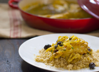 Chicken Tagine with preserved lemons and olives healthy food ideas