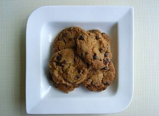 Easy choc chip cookies fresh ideas
