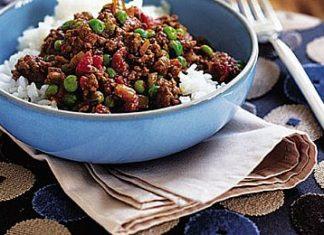 Curry Mince - Fresh Ideas