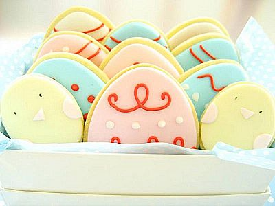 Easter Cookies fresh ideas
