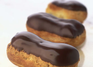 Chocolate Eclairs Healthy Food Ideas
