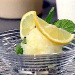 Citrus Sorbet - Fresh Ideas