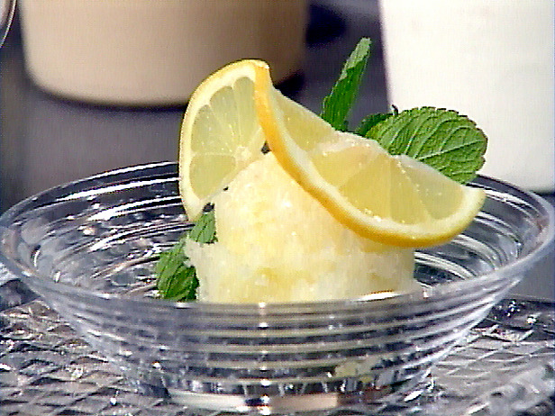 Citrus Sorbet - Fresh Ideas