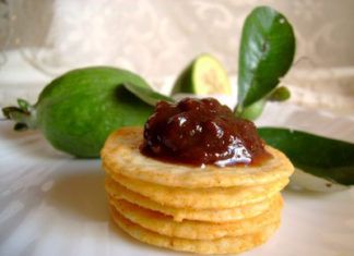 feijoa chutney healthy food ideas