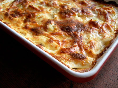 Creamy Baked Swede Healthy food ideas