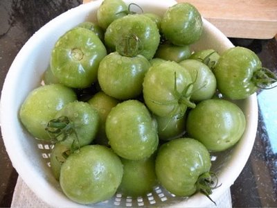 Green Tomato Pickle Healthy Food Ideas