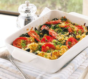 Vegetable Bake - Fresh Ideas