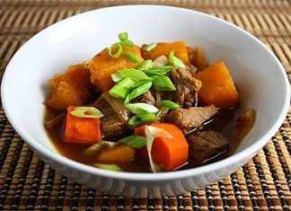 Japanese Beef Stew - Fresh Ideas