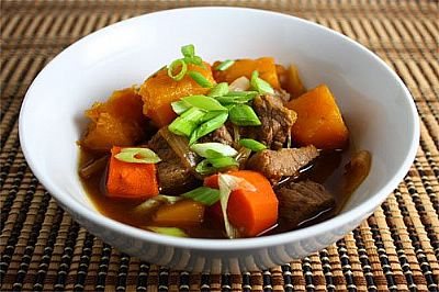 Japanese Beef Stew - Fresh Ideas