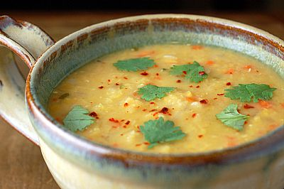 Creamy Lentil Soup - Fresh Ideas