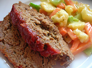 Crockpot Meatloat Healthy Food Ideas