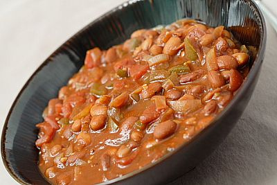 Millet, Mushroom and Pinto Beans Healthy food ideas