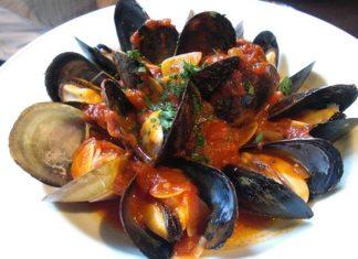 Five minute Mussels healthy food ideas