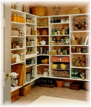 Preparing your pantry to cook well at home fresh ideas