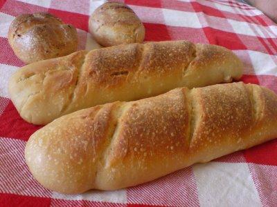 Sweet Spicy Bread fresh fast