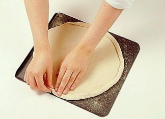Easy Peazy Pizza Dough - Fresh Ideas