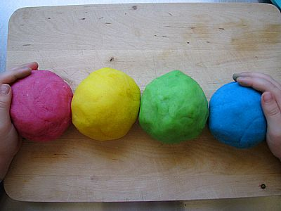 Kids playdough recipe fresh ideas