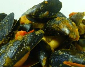 Spanish Mussels Healthy Food Ideas