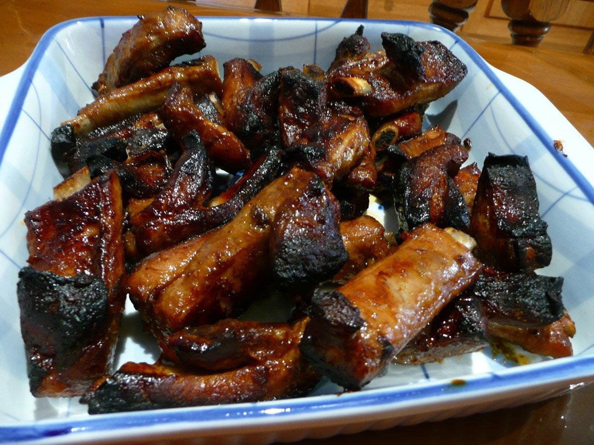 Perfect Pork Spare Ribs Fresh Fast