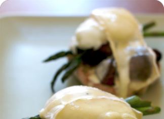 Ultimate Eggs Benedict Healthy food ideas