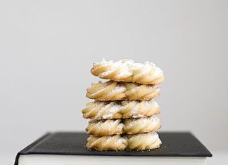 Viennese Lemon Cookies fresh ideas