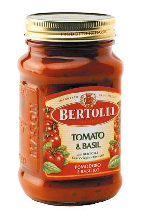 Bertolli Olive Oil and Sauces Fresh Ideas