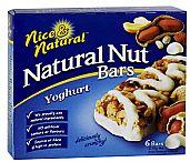 Nice & Natural Nut Bars Fresh Ideas
