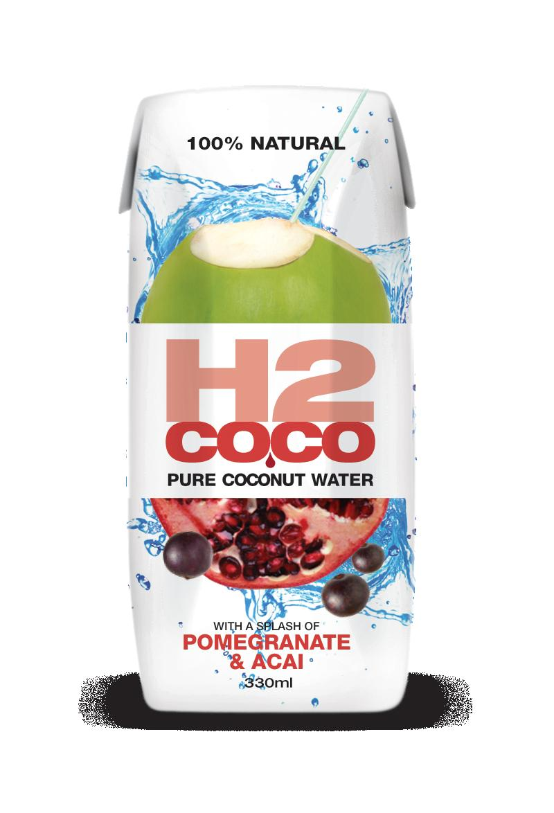 Go Loco for H2Coco Fresh Ideas