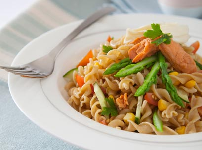 Salmon Pasta Salad Fresh Ideas