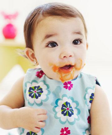 Fresh Ideas Food for a brainy baby