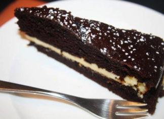 Fresh Ideas Black Velvet Cheesecake