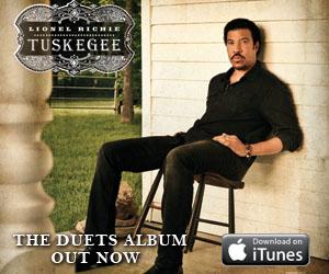Winners of Linonel Richie's new album Tuskegee fresh ideas