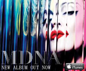 Winners of Madonna's New MDNA album fresh ideas