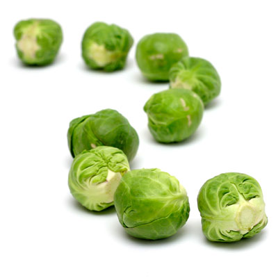 Brussel Sprouts banned fresh ideas
