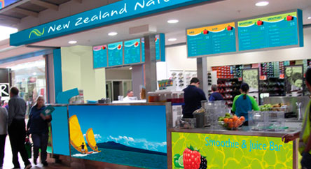 Fresh Ideas New Zealand Natural Ice Cream